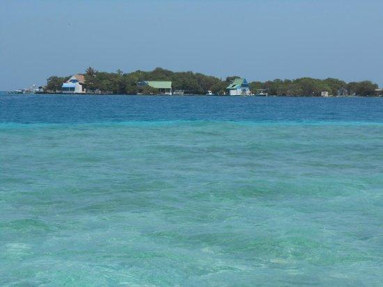 Tours en Islas del Rosario: Vista das Islas