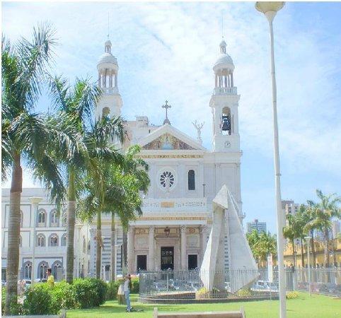 Basílica de Nossa Senhora de Nazare : A beleza que emociona