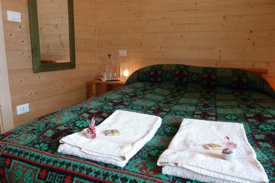 Casale Le Crete: casetta con 4 posti letto