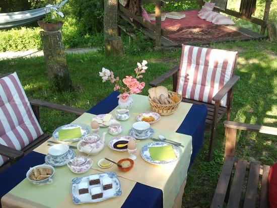 Casale Le Crete: la colazione