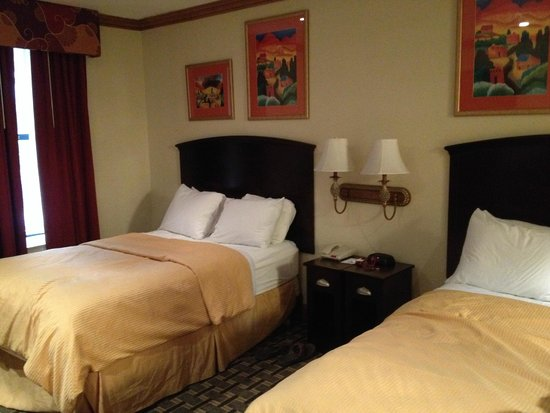 Clarion Hotel Park Avenue: Double room