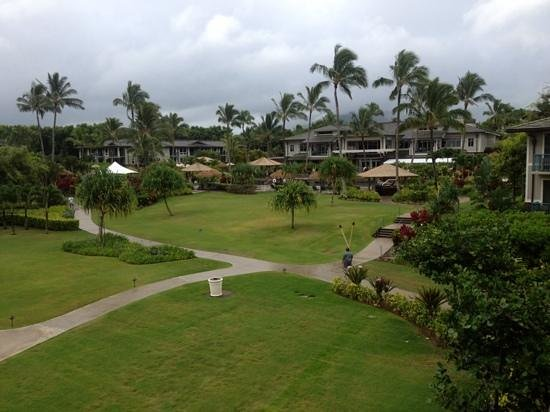 Westin Princeville Ocean Resort Villas: Main area