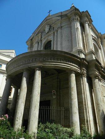 Chiostro del Bramante : Chiesa