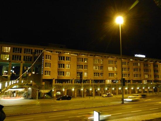 Le Meridien Stuttgart : outside
