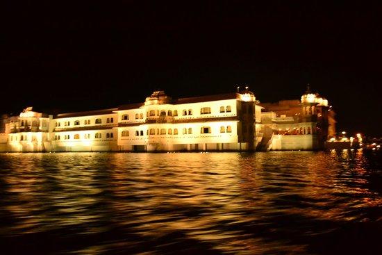 Taj Lake Palace Udaipur : Lake Palace