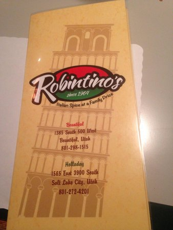 Robintino's Pizza & Italian