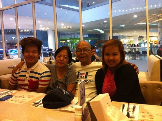 Vikings: Brother, Lola, Lolo and ME :)