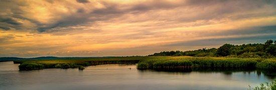 Parker River National Wildlife Refuge: Sunset