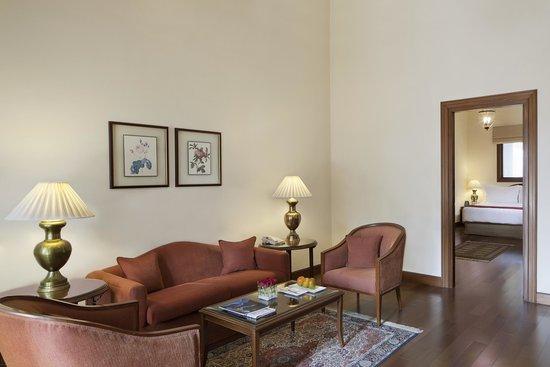 Maidens Hotel: Deluxe Suite