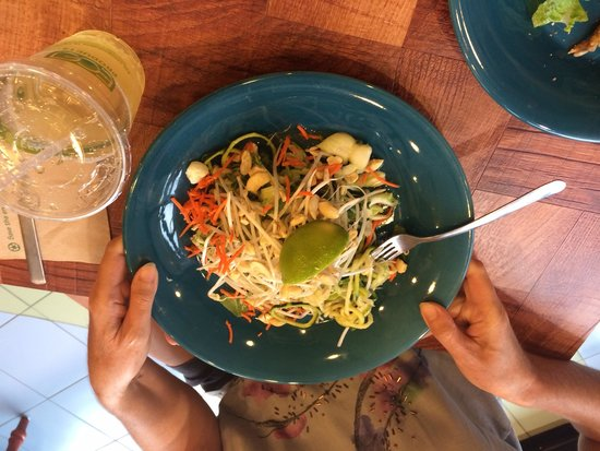 Under the Bodhi Tree: Delicious Thai Salad