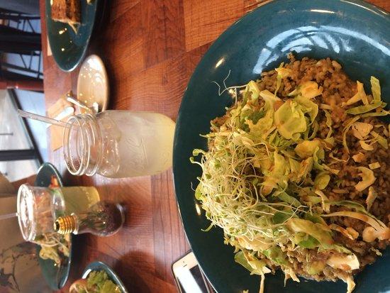 Under the Bodhi Tree: Green Flash Salad
