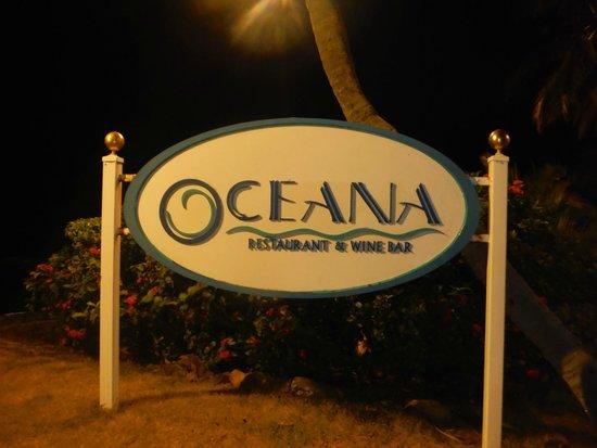 Oceana : Arriving