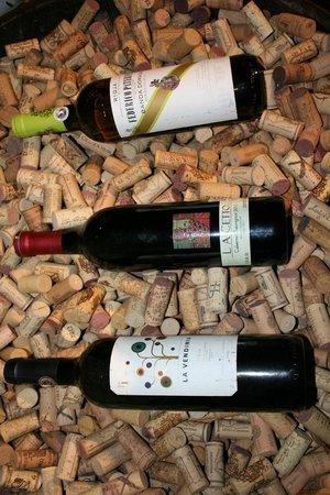 Restaurante Miura: vinos