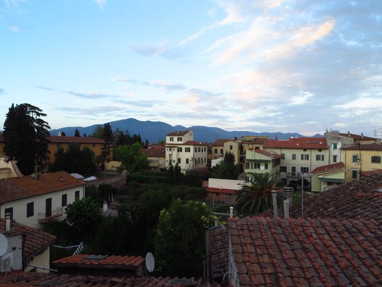 Helvetia : View from Room 25