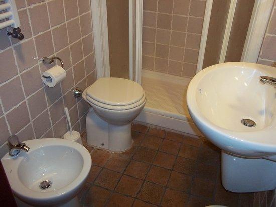 Helvetia : bathroom room 25