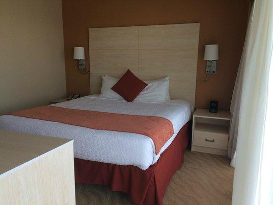 Best Western Plus Condado Palm Inn & Suites: one bedroom suite