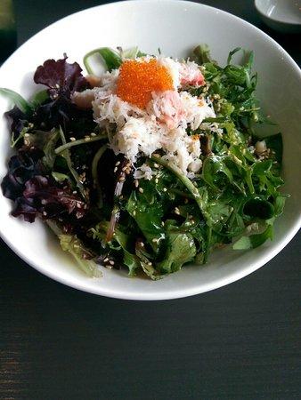 Misuji : Salade crabe