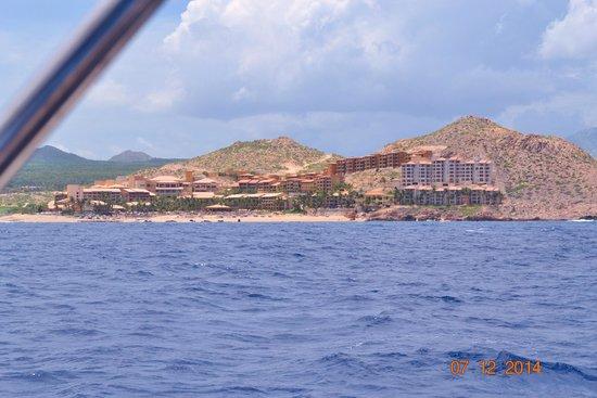 Grand Fiesta Americana Los Cabos All Inclusive Golf & Spa: Fiesta America from sailship