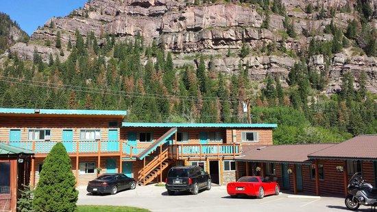 Ouray Inn: Motel