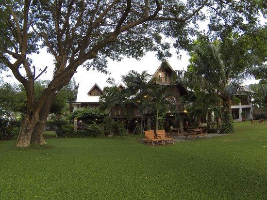 Baan Tye Wang Hotel : Vue générale