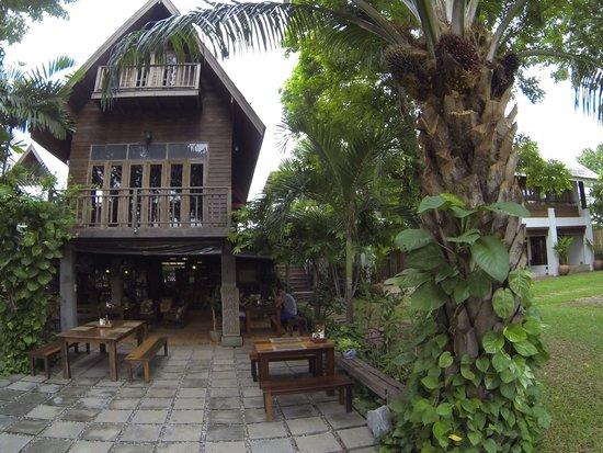 Baan Tye Wang Hotel : Accueil