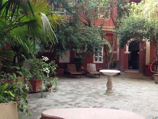 Ranjit's SVAASA: The entrance