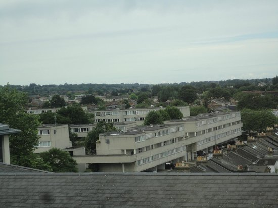 Travelodge Windsor Central Hotel: View from the room