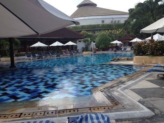 Grand Istana Rama Hotel Bali: nice, warm pool