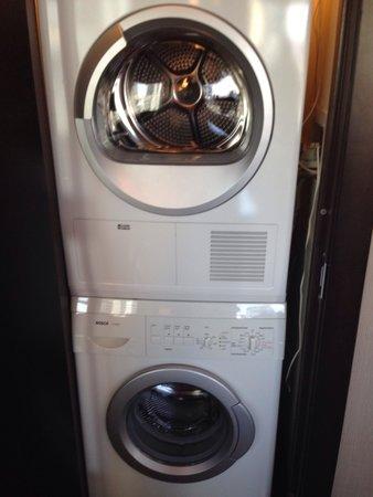 Vdara Hotel & Spa: Lavatrice e asciugatrice