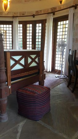 Kitu Kidogo Cottages : Firimbi cottage