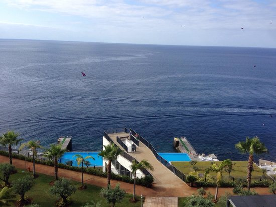 VidaMar Resort Hotel Madeira : View from room 632
