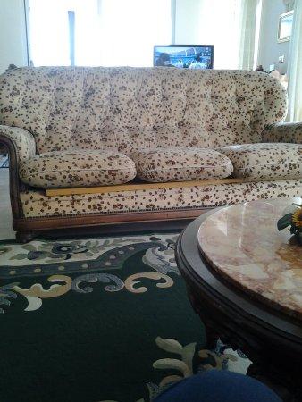 Hotel Villa Eleonora: doccia