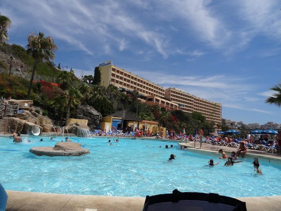 Playabonita Hotel : piscina hotel