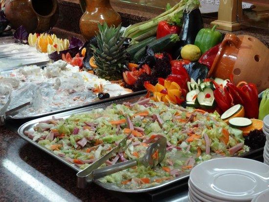 Playabonita Hotel : comedor