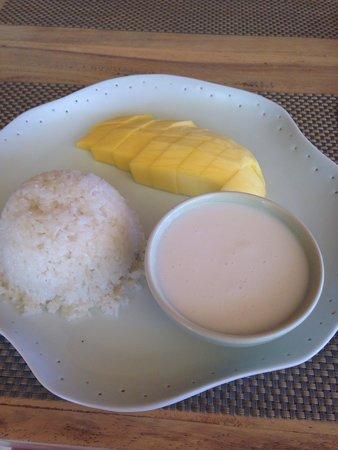 Le Divine Comedie: Mango sticky rice : un délice !!!