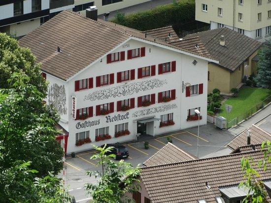 Hotel Rebstock: schönes Hotel