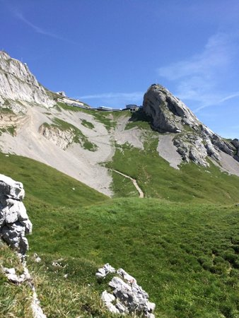 Pilatus: Our destination