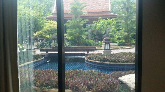 Novotel Bangkok Suvarnabhumi Airport: Room view