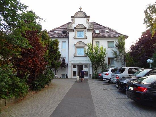 Hotel Holsteiner Hof: Annexet