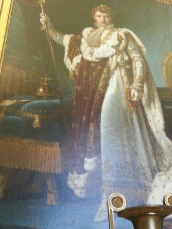 Museo Nazionale di Capodimonte: Ritratto di Napoleone Bonaparte