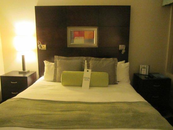 Hotel Mela: la chambre