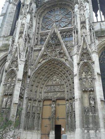 Cathédrale Notre-Dame de Rouen : Cathedral, Rouen