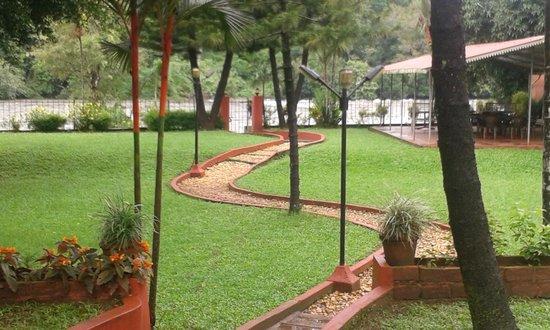 Riverok Villas: View from Room