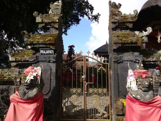 Ulun Danu Bratan Temple : Beautiful gates