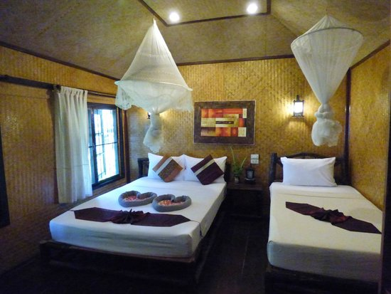 Relax Bay Resort : Sypialnia