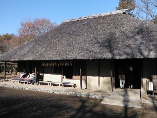 Edo-Tokyo Open Air Architectural Museum: 江戸東京たてもの園(綱島家)