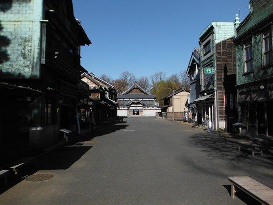 Edo-Tokyo Open Air Architectural Museum: 江戸東京たてもの園(下町中通り)