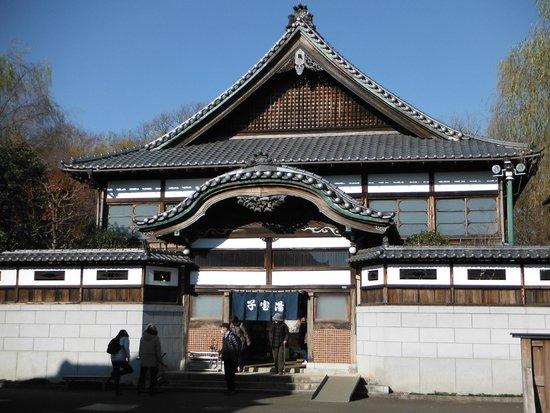 Edo-Tokyo Open Air Architectural Museum: 江戸東京たてもの園(子宝湯:外観)