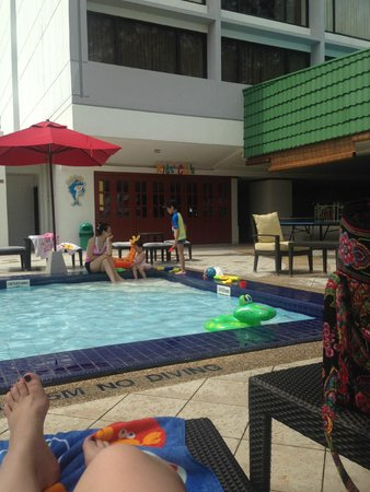 Holiday Inn Resort Penang: kids pool