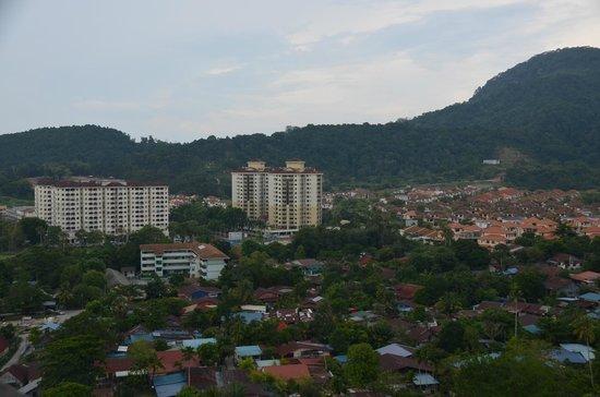 Holiday Inn Resort Penang: view from room